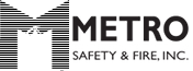 Metro Safety and Fire, Inc. Logo